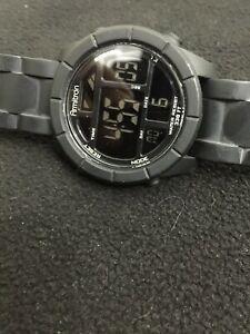 【送料無料】 腕時計 デジタルケースクロノグラフアラームウォッチarmitron watches for men,digital,beautiful 48 mm case,daydate chronograph alarm