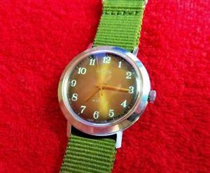 【送料無料】 腕時計 ヴィンテージwostokボストーク18jソビエトussrvintage watch wostok vostok 18j soviet ussr