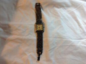 【送料無料】 腕時計 vingage foremシルバークォートvingage forem silver quart watch