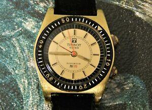 【送料無料】 腕時計 サービスtissot alarm watch rare 1970 goldss sonorous pr516as1475ブドウserviced tissot alarm watch rare 1970 gold ss sonorous pr5