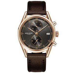 【送料無料】 腕時計 スイスクオーツカレンダーサファイアクリスタルガラスmens luxury wrist watch swiss quartz calendar sapphire crystal glass wristwatch