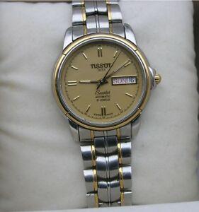 【送料無料】 腕時計 tissot seastar automatic stainless steel mens wrist watchswiss madetissot seastar automatic stainless steel mens wrist wat
