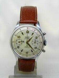 【送料無料】 腕時計 クロノグラフスイスビーナスヴィンテージクロノwatch chronograph swiss shd movement venus 188, vintage chrono
