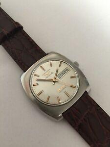 【送料無料】 腕時計 アドミラルヴィンテージlongines admiral 5 stars cal 508 day date automatic vintage watch