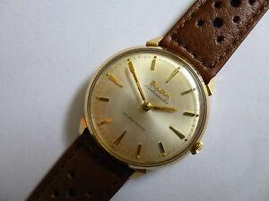 【送料無料】 腕時計 アンバサダーマイクロロータースリムドレスkゴールドbulova ambassador micro rotor automatic slim dress cal12eba 10k gold filled 1965