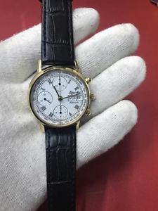 腕時計 reporter automatic chronograph 5079valjoux 775036mm mens swiss madereporter automatic chronograph 5079 valjoux 7750 36mm m