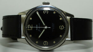【送料無料】 腕時計 ヴィンテージhmt17s582アンティークvintage hmt military winding 17 jewels wrist watch old used s582 antique