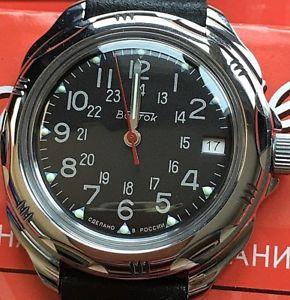 【送料無料】 腕時計 ヴォストークロシアウォッチvostok komandirskie russian military watch 211783
