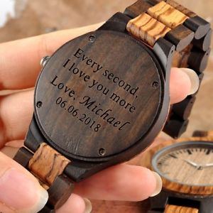 【送料無料】 腕時計 ボボメンズbobo bird wooden watches icial luxury natural mens gift * engraved range *