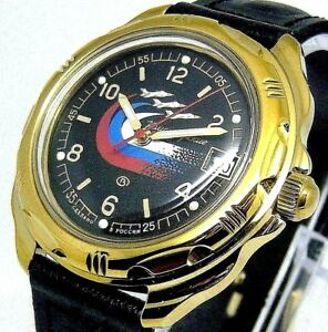 【送料無料】 腕時計 watch vostok komandirskie military 219260watch vostok komandirskie military 219260