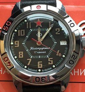 【送料無料】 腕時計 ヴォストークロシアウォッチvostok komandirskie russian military watch 431744