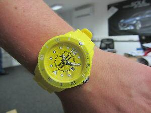 【送料無料】 腕時計 フォードムスタングlolliイエローウォッチ36200364genuine ford mustang lolli yellow watch 36200364