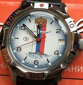 【送料無料】 腕時計 vostok komandirskie russian military watch811330vostok komandirskie russian military watch 811330