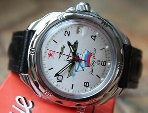 【送料無料】 腕時計 ボストークkomandirskyロシア211535vostok komandirsky russian military wrist watch 211535