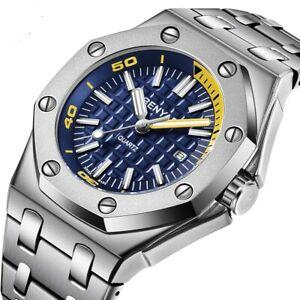 【送料無料】 腕時計 クオーツアナログwristwatchbest luxury quartz analog men wristwatch casual waterproof