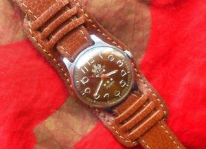 【送料無料】 腕時計 ソコルナヴァンウォッチソビエトロシアsoviet watch cornavin de luxe wristwatch ussr russian mens