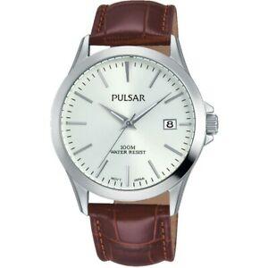 【送料無料】 腕時計 パルサーレザーストラップウォッチ×pulsar gents leather strap watch ps9455x1pnp