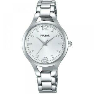 【送料無料】 腕時計 パルサーレディースステンレススチール×pulsar ladies stainless steel watch ph8183x1pnp