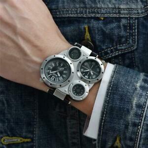 【送料無料】 腕時計 タイムゾーンアメリカmens unique luxury two time zone watch 360 mercantile, a trusted usa company
