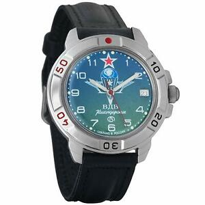 【送料無料】 腕時計 ヴォストークロシアウォッチvostok komandirskie 431818 military special forces russian watch vdv paratrooper