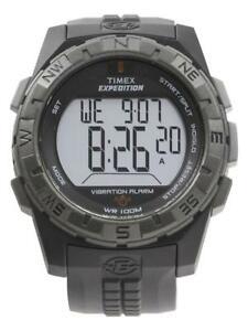 【送料無料】 腕時計 タイメックスt49851アラームブラックデジタル