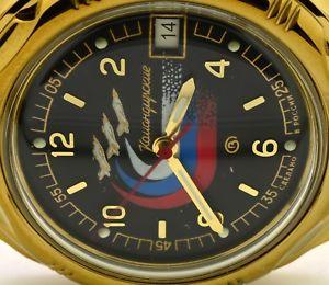【送料無料】 腕時計 ロシアヴォストーク#russian vostok military wrist watch komandirskie 219260 brand