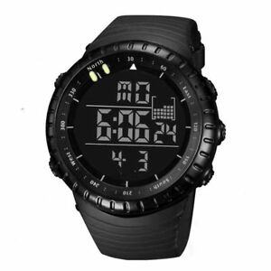 【送料無料】 腕時計 スポーツデジタルステンレス