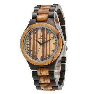 【送料無料】 腕時計 ibigboyリバイバルシマウマibigboy wooden wood watches retro zebra casual mens wristwatches quartz watches