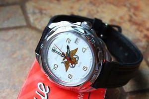 【送料無料】 腕時計 ヴォストークロシア#vostok komandirsky russian military wrist watch 211829