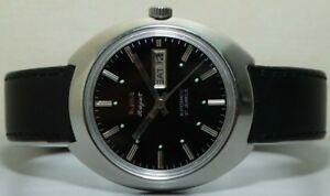 【送料無料】 腕時計 ビンテージラジャメンズアンティークウォッチvintage hmt rajat automatic day date mens wrist watch r799 old used antique