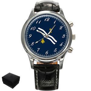 【送料無料】 腕時計 オックスフォードシャーフラグメンズウォッチoxfordshire oxon county flag gents mens wrist watch gift engraving