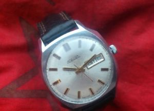 【送料無料】 腕時計 ビンテージウォッチロシアソvintage raketa 2627n watch russian wristwatch ussr