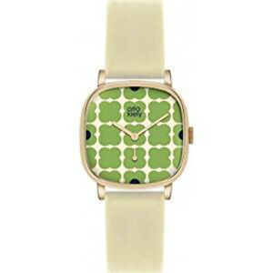 【送料無料】 腕時計 レディースストラップorla kiely cecilia ladies leather strap watch ok2058oknp