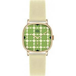 【送料無料】 腕時計 レディースストラップorla kiely cecilia ladies leather strap watch ok2058oknp