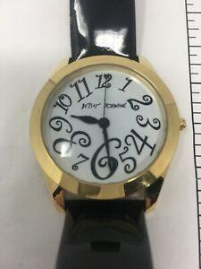 【送料無料】 腕時計 ベッツィージョンソンladiebetsey johnson funky numbers numerals wristwatch ladies jewelry