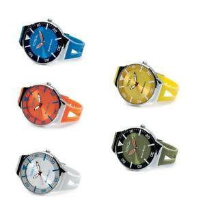 【送料無料】 腕時計 menstecnochic miami beach2423mbシリコーンオレンジホワイトmens wristwatch tecnochic miami beach 2423mb silicone coloured blue orange whi