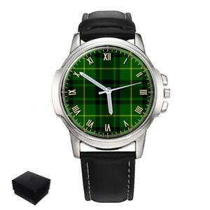 【送料無料】 腕時計 macarthur scottish clan tartan mens wrist watch giftengravingmacarthur scottish clan tartan mens wrist watch gift engrav
