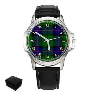 【送料無料】 腕時計 アームストロングスコットランドタータンチェックメンズウォッチarmstrong scottish clan tartan gents mens wrist watch gift engraving