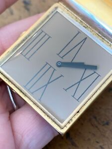 【送料無料】 腕時計 ユニークビルブラスミッドセンチュリーモダンペンダントunique bill blass vantage mid century modern watch ~ unusual ~ works pendant