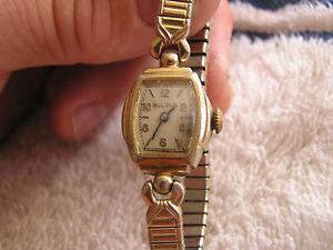 【送料無料】 腕時計 ビンテージレディースvintage bulova ladies womens wrist watch