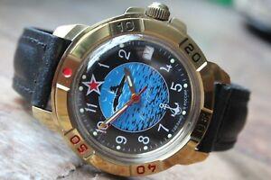 【送料無料】 腕時計 ボストークkomandirsky439163vostok komandirsky military wrist watch 439163