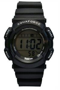 【送料無料】 腕時計 アクアフォースデジタルフィールドウォッチmaqua force digital m11 combat field watch 50m water resistant