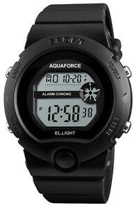 【送料無料】 腕時計 50maqua force tactical combat watch 50m water resistant