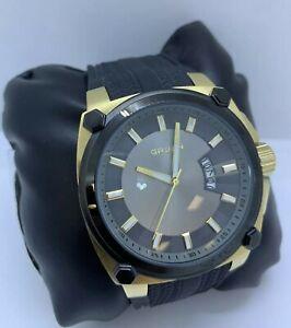 【送料無料】 腕時計 メンズウォッチブラックゴールド