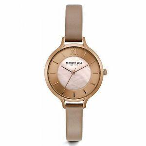 【送料無料】 腕時計 ケネスローズゴールドトーンkenneth cole kc15187004 womens rose gold tone wristwatch