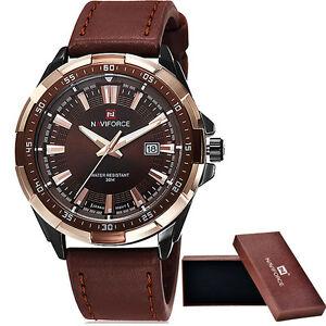 【送料無料】 腕時計 クォーツファッションカジュアルスポーツウォッチmen watches quartz leather fashion casual sport men waterproof military watch