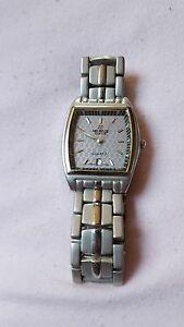 【送料無料】 腕時計 メンズステンレススチールmens stainless steel helbros wristwatch
