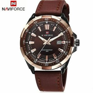 【送料無料】 腕時計 スポーツメンズファッションクオーツsport watches mens fashion casual mens waterproof leather quartz wristwatches