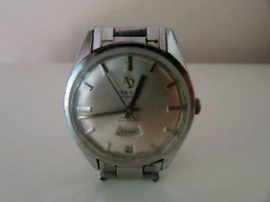 【送料無料】 腕時計 ビンテージスイスオートマチックメンズvintage tressa swiss automatic mens wristwatch
