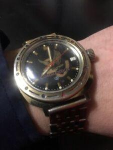 【送料無料】 腕時計 ヴォストークヴィンテージソvostok commandos vintage watch export ussr